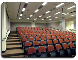 Lecture Hall Acoustics and Sound Solutions