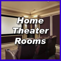 Home Theatre Rooms Sound Control