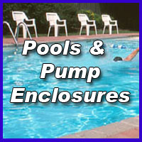 Pools - Pump Enclosures Noise Control Sound Solutions