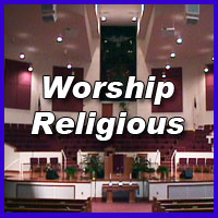 Worship - Religious - Sound Solutions